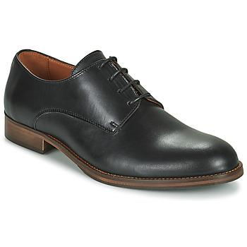 Obuća Muškarci  Derby cipele Pellet ADRIEN Crna