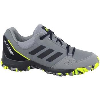 Obuća Djeca Pješaćenje i planinarenje adidas Originals Terrex Hyperhiker K Siva
