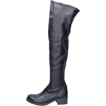 Obuća Žene  Čizme iznad koljena Liu Jo BJ799 Crno