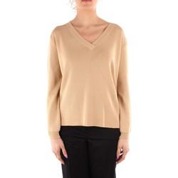 Odjeća Žene  Puloveri Friendly Sweater C210-659 WHITE