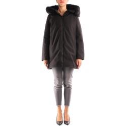 Odjeća Žene  Parke People Of Shibuya SALLY/1PM5280-999 BLACK