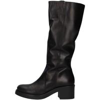 Obuća Žene  Čizme iznad koljena Unica 10187 BLACK