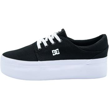 Obuća Žene  Modne tenisice DC Shoes Trase Platform Crno