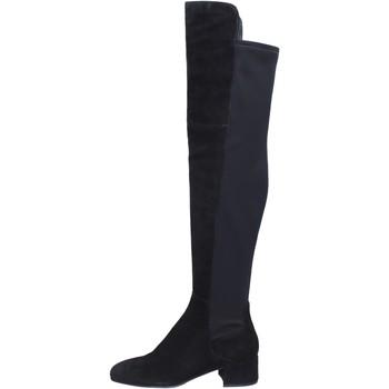 Obuća Žene  Čizme iznad koljena Elvio Zanon BJ808 Crna
