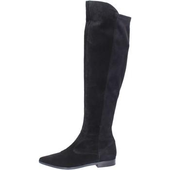 Obuća Žene  Čizme iznad koljena Carmens Padova BJ811 Crna