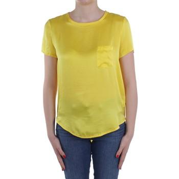 Odjeća Žene  Topovi i bluze Manila Grace C335SU Yellow