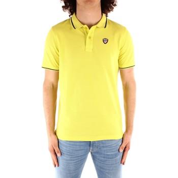 Odjeća Muškarci  Polo majice kratkih rukava Blauer 21SBLUT02272 YELLOW
