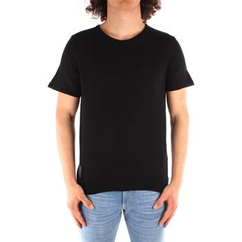 Odjeća Muškarci  Majice kratkih rukava Blauer 21SBLUM01319 BLACK