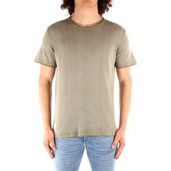 Odjeća Muškarci  Majice kratkih rukava Blauer 21SBLUM01319 GREEN
