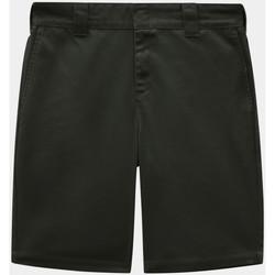 Odjeća Muškarci  Bermude i kratke hlače Dickies Slim fit short Zelena