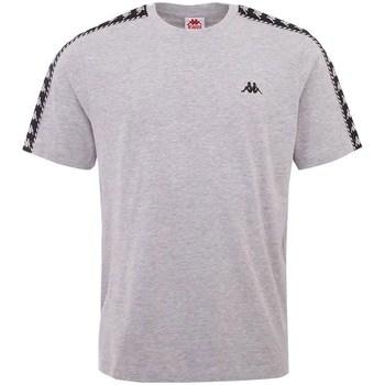 Odjeća Muškarci  Majice kratkih rukava Kappa Ilyas Siva