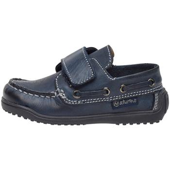 Obuća Djeca Derby cipele Naturino 2013091 01 Plava