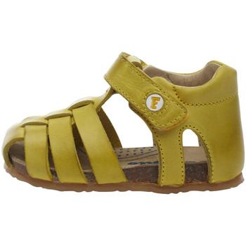 Obuća Djeca Sandale i polusandale Falcotto 1500736 01 Žuta boja