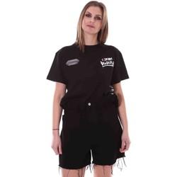 Odjeća Žene  Majice kratkih rukava Disclaimer 21EDS50642 Crno