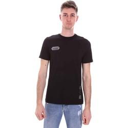 Odjeća Muškarci  Majice kratkih rukava Disclaimer 21EDS50517 Crno