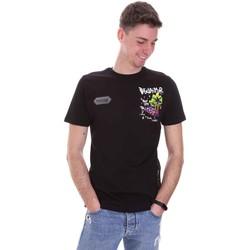 Odjeća Muškarci  Majice kratkih rukava Disclaimer 21EDS50522 Crno