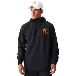 Odjeća Muškarci  Sportske majice New-Era 12590862 Crno