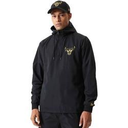Odjeća Muškarci  Sportske majice New-Era 12590863 Crno