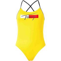 Odjeća Žene  Kupaći kostimi / Kupaće gaće Tommy Hilfiger UW0UW02945 Žuta boja
