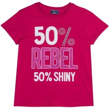 Odjeća Djeca Majice kratkih rukava Chicco 09067157000000 Ružičasta
