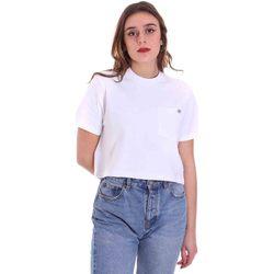Odjeća Žene  Majice kratkih rukava Dickies DK0A4XDEWHX1 Bijela