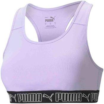 Odjeća Žene  Sportski grudnjaci Puma 520302 Ljubičasta