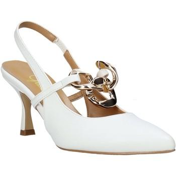 Obuća Žene  Sandale i polusandale Grace Shoes 057R059 Bijela