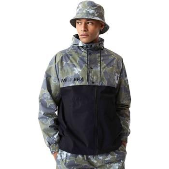 Odjeća Muškarci  Jakne New-Era 12590878 Crno