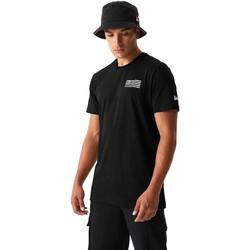 Odjeća Muškarci  Majice / Polo majice New-Era 12590875 Crno