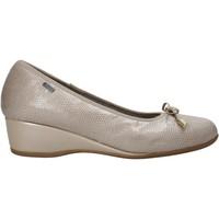 Obuća Žene  Balerinke i Mary Jane cipele Melluso H08123 Bež