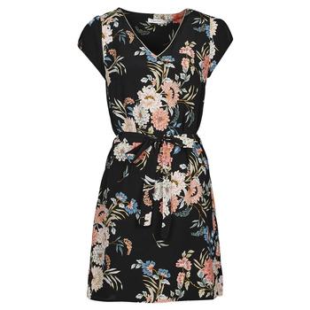 Odjeća Žene  Kratke haljine Betty London OWAKA Crna / Multicolour