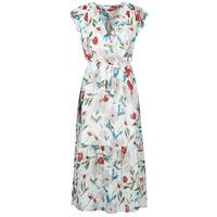 Odjeća Žene  Duge haljine Moony Mood OLICA Bijela / Multicolour