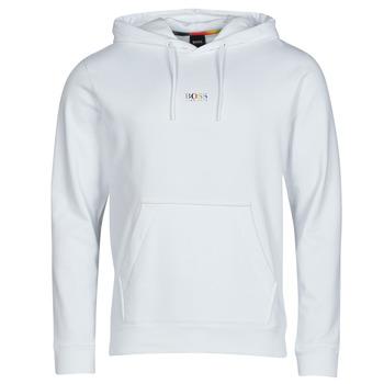 Odjeća Muškarci  Sportske majice BOSS WELOVE Bijela