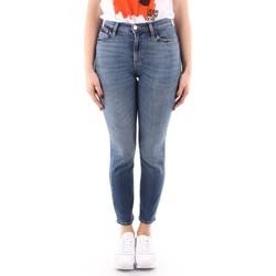 Odjeća Žene  Skinny traperice Roy Rogers P21RND207D4221695 BLUE