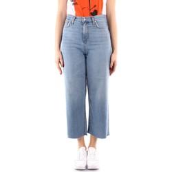 Odjeća Žene  Traperice ravnog kroja Roy Rogers P21RND043D4271707 BLUE
