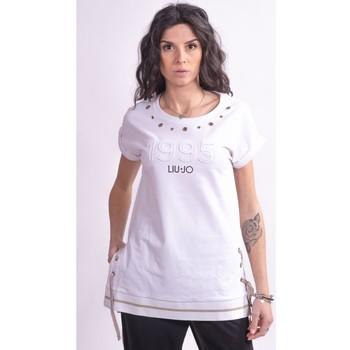 Odjeća Žene  Sportske majice Liu Jo TA1049F0831 Bezbojna