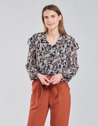 Odjeća Žene  Topovi i bluze Betty London OCARA Crna / Multicolour