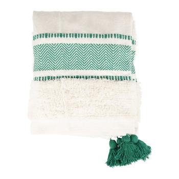 Dom Deke Sema LENA Blue / Smaragdno zelena