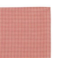 Dom Ubrusi/Salvete Comptoir de famille CAMPAGNE Red
