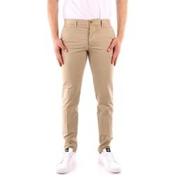 Odjeća Muškarci  Hlače s pet džepova Blauer 21SBLUP01244 BEIGE