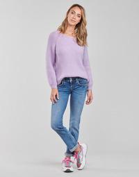 Odjeća Žene  Traperice ravnog kroja Pepe jeans GEN Blue