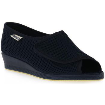 Obuća Žene  Derby cipele Emanuela 342 BLU Blu