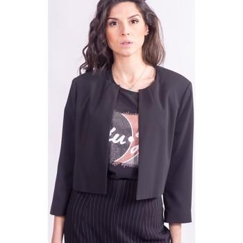 Odjeća Žene  Kratke jakne Sandro Ferrone GHIANDA Bezbojna