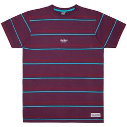 Odjeća Muškarci  Majice kratkih rukava Jacker Rtk stripes Ljubičasta