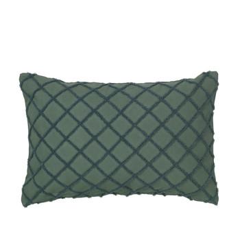 Dom Jastučnice Broste Copenhagen MAGNE Smaragdově zelený