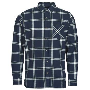 Odjeća Muškarci  Košulje dugih rukava Rip Curl CHECKED OUT L/S FLANNEL Blue