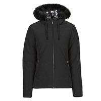 Odjeća Žene  Pernate jakne Desigual SNOW Crna