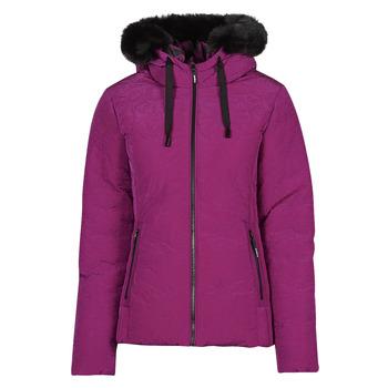 Odjeća Žene  Pernate jakne Desigual SNOW Ružičasta