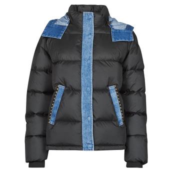 Odjeća Žene  Pernate jakne Desigual AUSTEN Crna