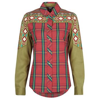 Odjeća Žene  Košulje i bluze Desigual LOTTIE DOD Multicolour